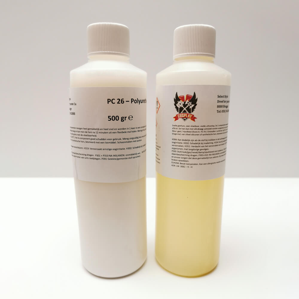 Resin product image