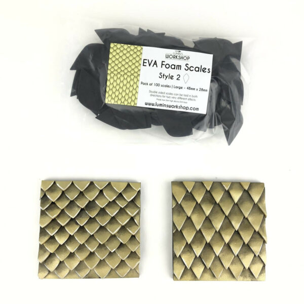 Foam scales product overview