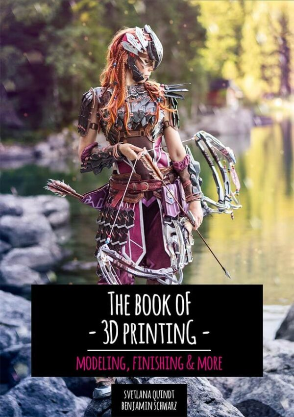 Kamui: The Book of 3D Printing product image 1