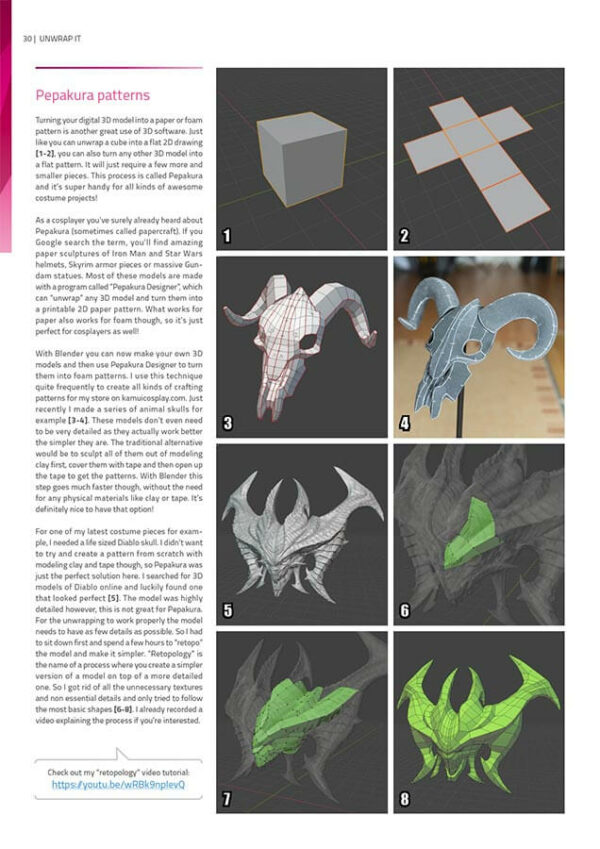 Kamui: The Book of 3D Printing product image 3